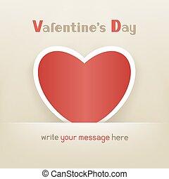 Heart Valentine Day