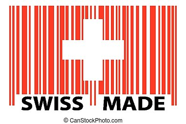 barcode - SWISS MADE