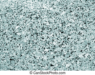 Green marble - Section of green, black and white marble