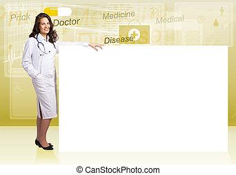 baner, läkare