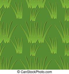 Green grass - Seamless texture of green grass