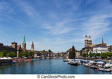 switzerland, zurich,