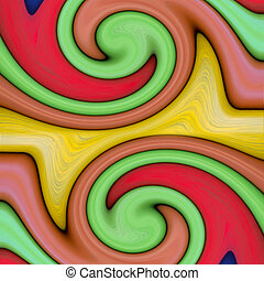 abstract colorful background - Abstract background from...