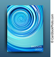 vector business flyer template or corporate banner design