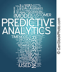 Word Cloud Predictive Analytics - Word Cloud with Predictive...