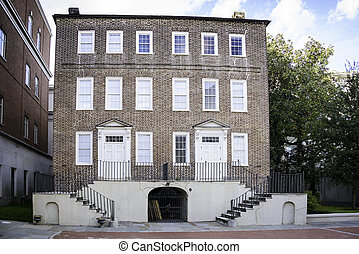 Historic Building in Charleston, South Carolina - Blake...