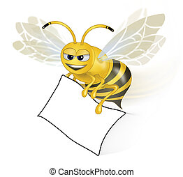 Bee Clever with Paper