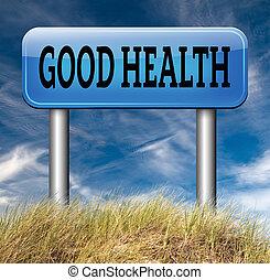bom, saúde,