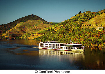 Douro Landscape V - Beautiful landscape of the Douro...