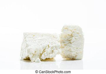 Chunk of Feta Cheese