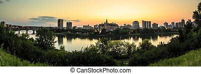 City of Saskatoon - Saskatoon is a city in central...