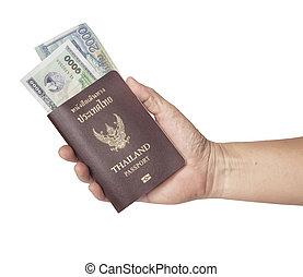 藏品, 護照, 手