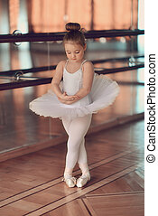 poco, bailarina,