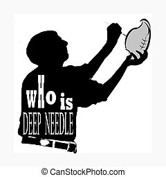 who is deep needle? - nixon had his watergate and deep...