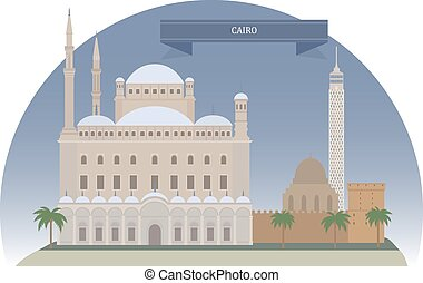 Cairo, Egypt Capital of Egypt and the largest city in the...