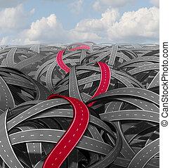 rojo, éxito, Trayectoria,