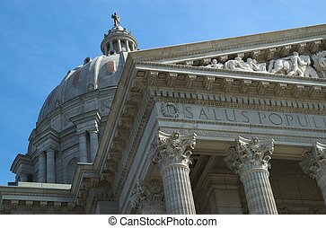 Capital Building, Jefferson City Missouri