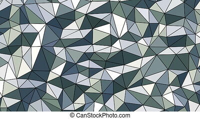 Abstract 3D grey background waving Seamless