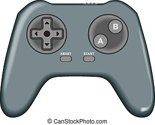 Video Game Console - Game controller