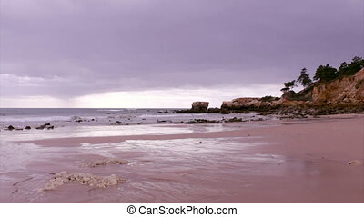 Algarve - St Eulalia Beach timelaps