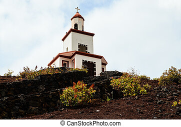 Ermita De La Caridad - Belfry Of Ermita De La Caridad,...