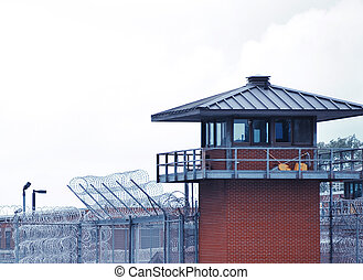 guardhouse - Prison guardhouse