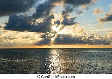 Sunrise Key West