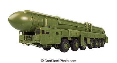 Topol-M - Intercontinental ballistic missile Topol-M,...