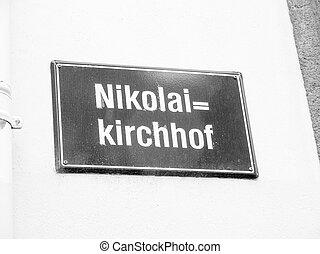Nikolaikirche Leipzig - Nikolaikirch St Nicholas Church in...