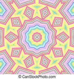 Bright color lines pattern - Abstract background with bright...