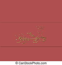 Karten, zuerst, kommunion, heilig, Einladungen