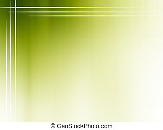 Green blur with white lines Space to insert text or design