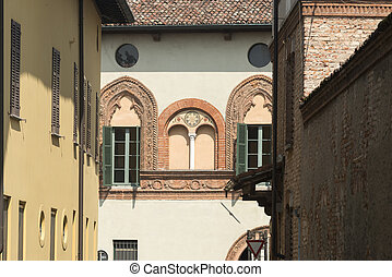 Soncino (Cremona, Italy) - Soncino (Cremona, Lombardy,...