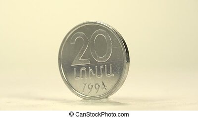 20 Luma Coin from Armenia - This is the 20 luma coin of...