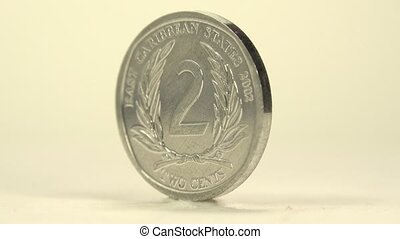 East Caribbean 2 Cents - A rotating 2 cents of East...