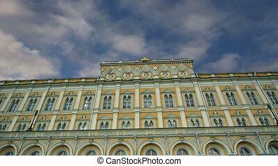 Grand Kremlin Palace Moscow - Grand Kremlin Palace on a...