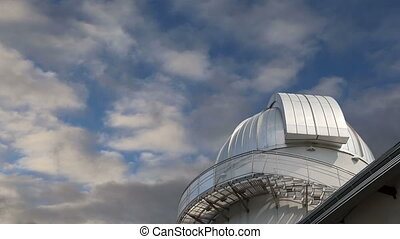 Moscow Planetarium, Russia - Moscow Planetarium on the...