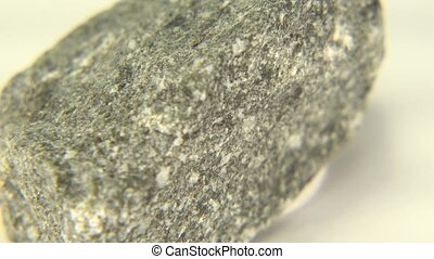 Andesite Rock Collection - Close shot of andesite rock...