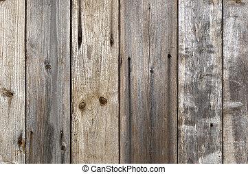 viejo, de madera, Plano de fondo,