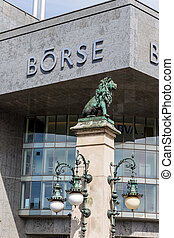 switzerland, zurich, stock market