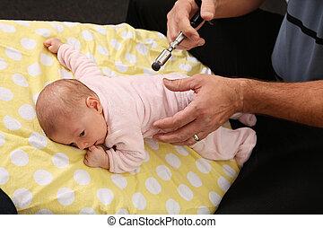 Pediatryczny, akupunktura,