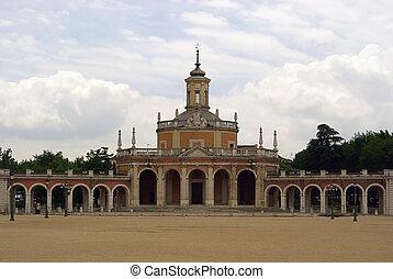 Aranjuez Real Capilla de San Antonio 03