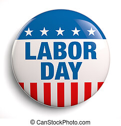 Labor Day USA design icon