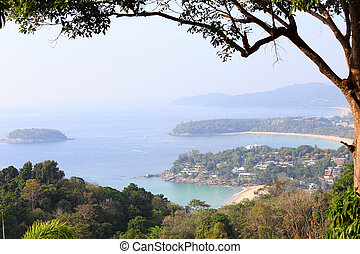 Karon view point Phuket Thailand