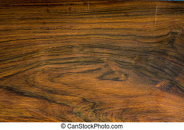Texture of Brazilian Rosewood, used as background - Texture...