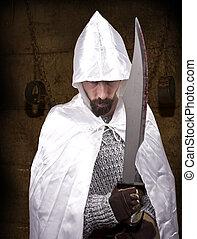 executioner - white executioner