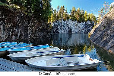 Karelia Marble Canyon