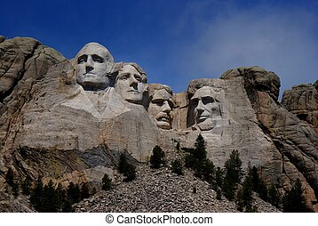 Mt Rushmore, SD