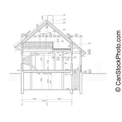 House plan / scheme /layout