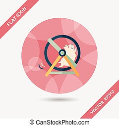 Mouse running clipart vector and illustration 123 mouse running clip